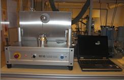Cellule de mesure de coulabilité de poudre