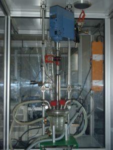 Microréacteur instrumenté